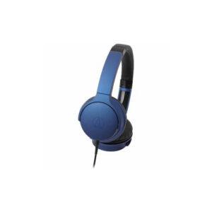 Audio-Technica オーディオテクニカ ATH-AR3-BL ダイナミック密閉型ヘッドホン(ディープブルー)