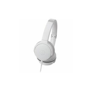 Audio-Technica オーディオテクニカ ATH-AR3-WH ダイナミック密閉型ヘッドホン(ホワイト)