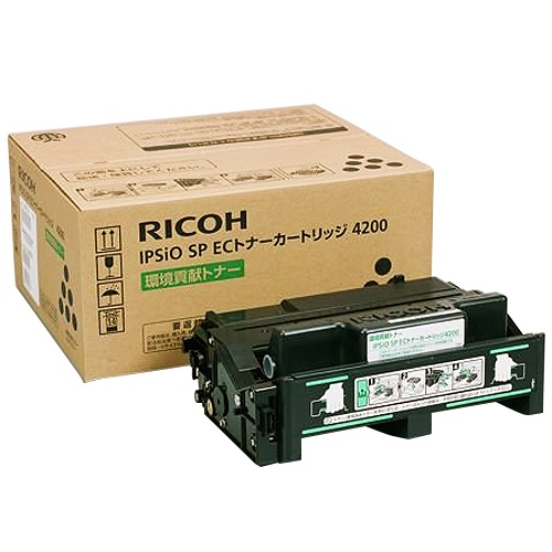 RICOH IPSiO SP ECトナーカートリッジ4200 308636
