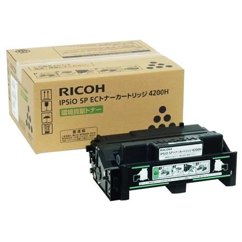 RICOH IPSiO SP ECトナーカートリッジ4200H 308637