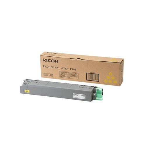 RICOH IPSiO SP トナー イエロー C740 600591