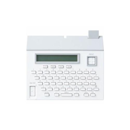 KING JIM テーププリンター 「こはる」 ホワイト MP20WH