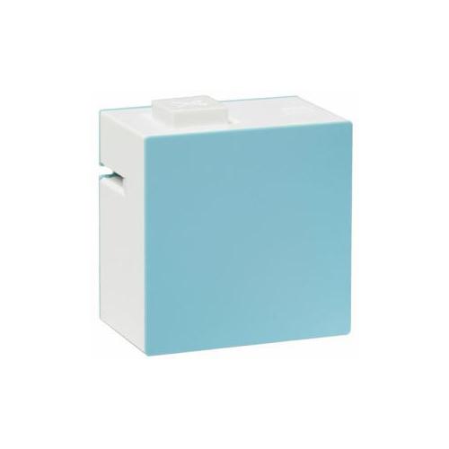 KING JIM ラベルプリンター テプラLite ブルー LR30BL