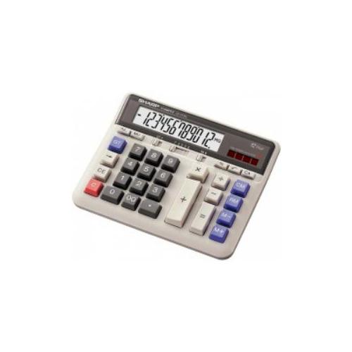 SHARP CS-2135L 電卓(セミデスクタイプ) 12桁