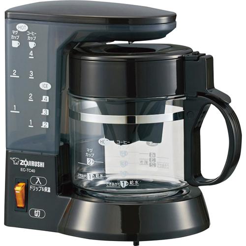 象印 コーヒーメーカー540ml EC-TC40-TA C1183025