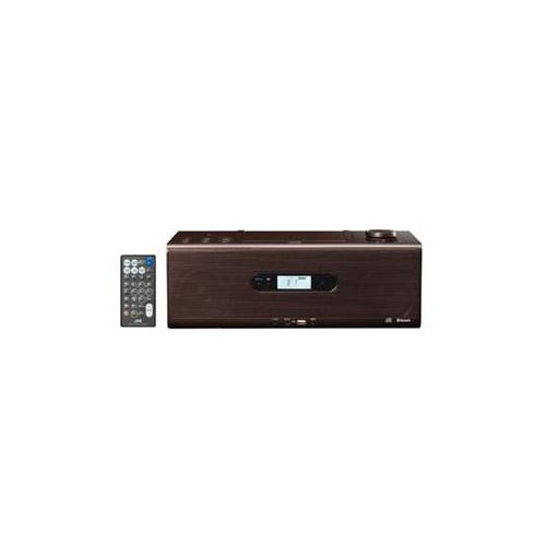 JVCケンウッド Bluetooth対応 CDコンポ ブラウン RD-W1-T