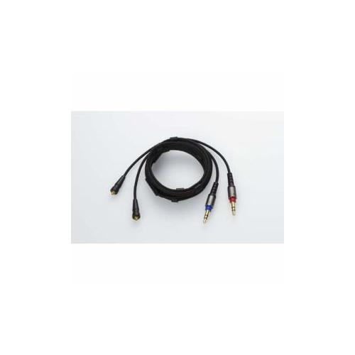 JVCケンウッド バランス接続対応ヘッドホンリケーブル 1.2m CN-HM01MB
