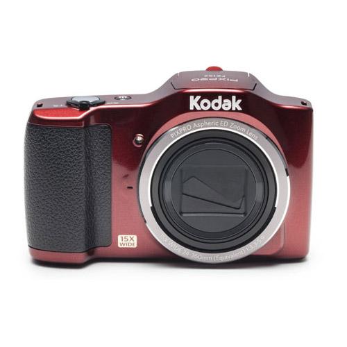 コダック デジタルカメラ レッド PIXPRO FZ152RD