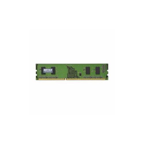 BUFFALO バッファロー D3U1600-X2G PC3-12800(DDR3-1600)対応240Pin DDR3 SDRAM DIMM 2GB D3U1600X2G