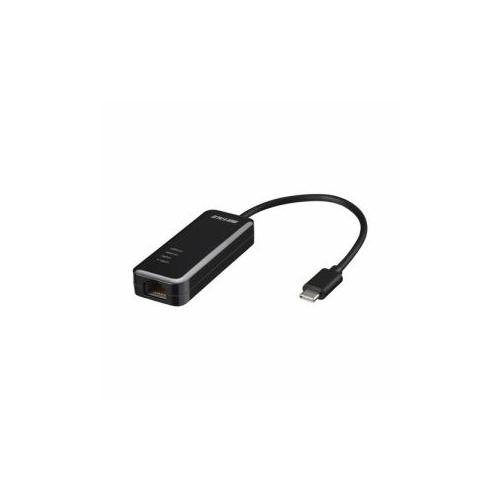 BUFFALO Giga対応 Type-C USB3.1(Gen1)用LANアダプター ブラック LUA4-U3-CGTE-BK