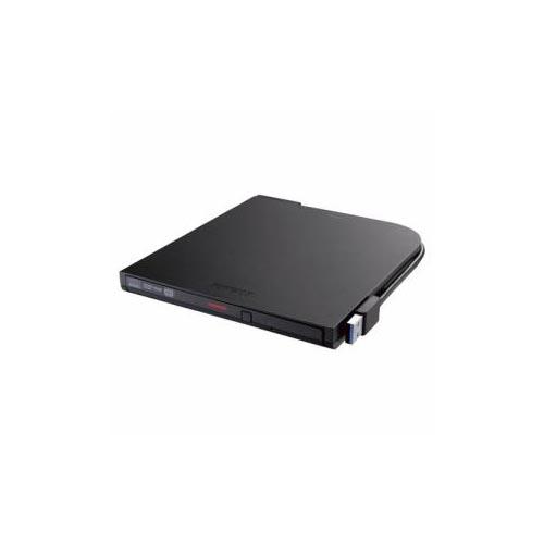 BUFFALO DVDドライブ ブラック DVSM-PTS8U3-BKA