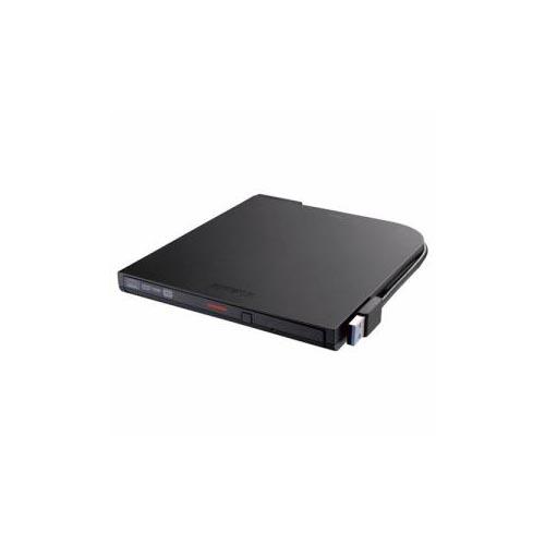 BUFFALO DVDドライブ ブラック DVSM-PTV8U3-BKA