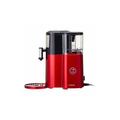 コイズミ 全自動コーヒーメーカー レッド KKM-1001/R