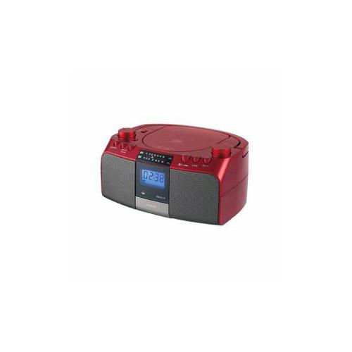 コイズミ CDラジオ SAD-4705/R