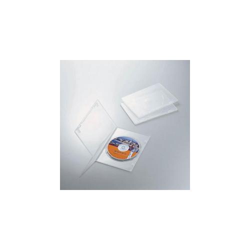 エレコム スリムDVDトールケース CCD-DVDS01CR