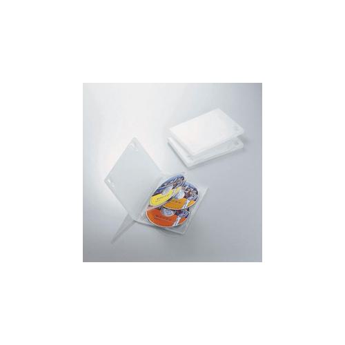 エレコム DVDトールケース CCD-DVD08CR