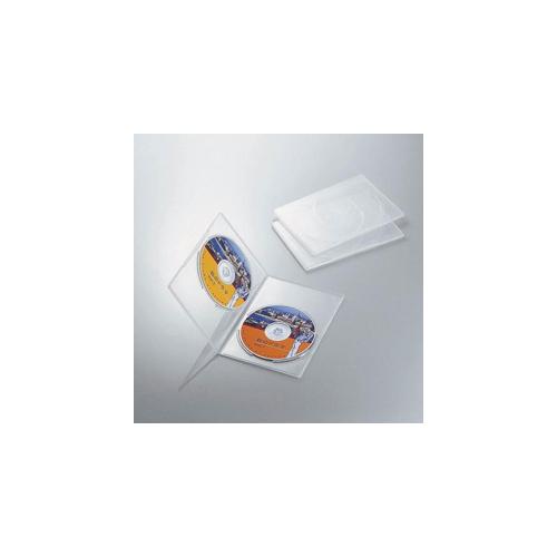 エレコム スリムDVDトールケース CCD-DVDS04CR