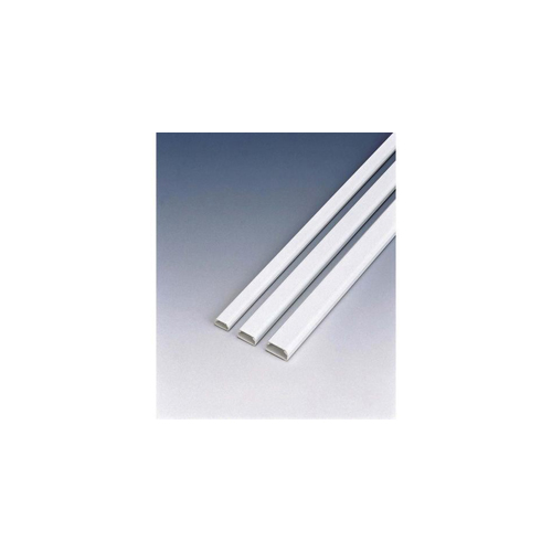 エレコム フラットモールテープ付(ホワイト) LD-GAF2/WH