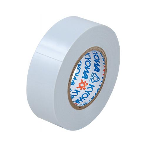 YAZAWA ビニールテープ 10m 白 SF1910W